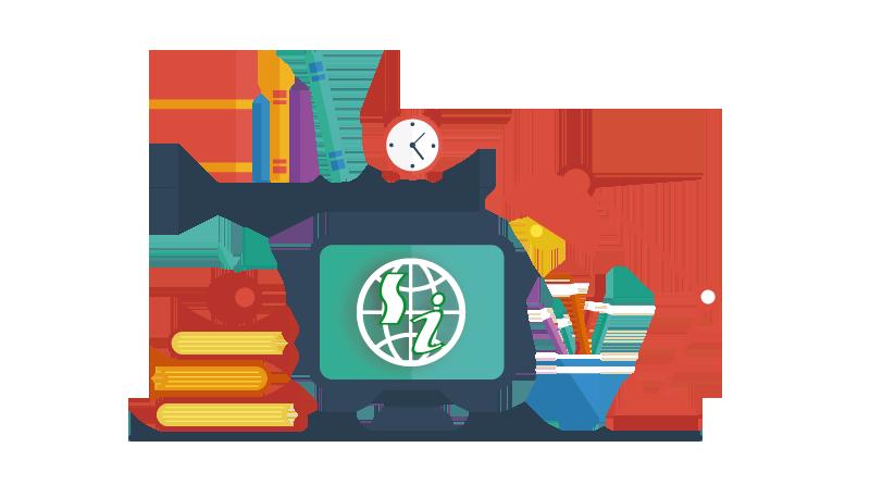 شعار مصادر التعلم بجودة عالية